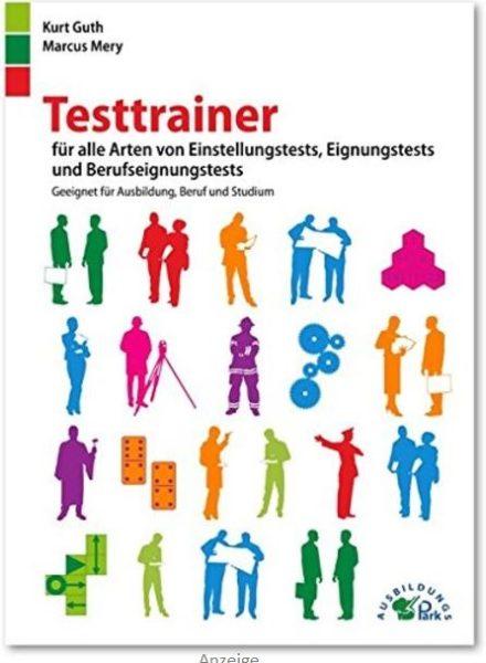 Testtrainer für Einstellungstests